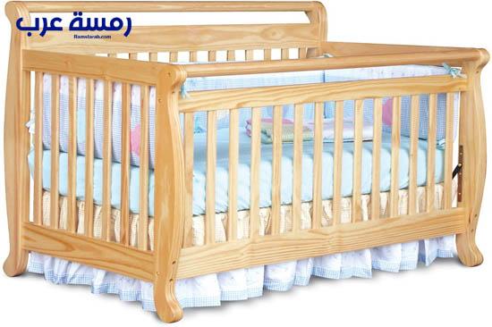 سراير اطفال دورين وسراير خشب بتصميمات رائعة لغرف الاطفال
