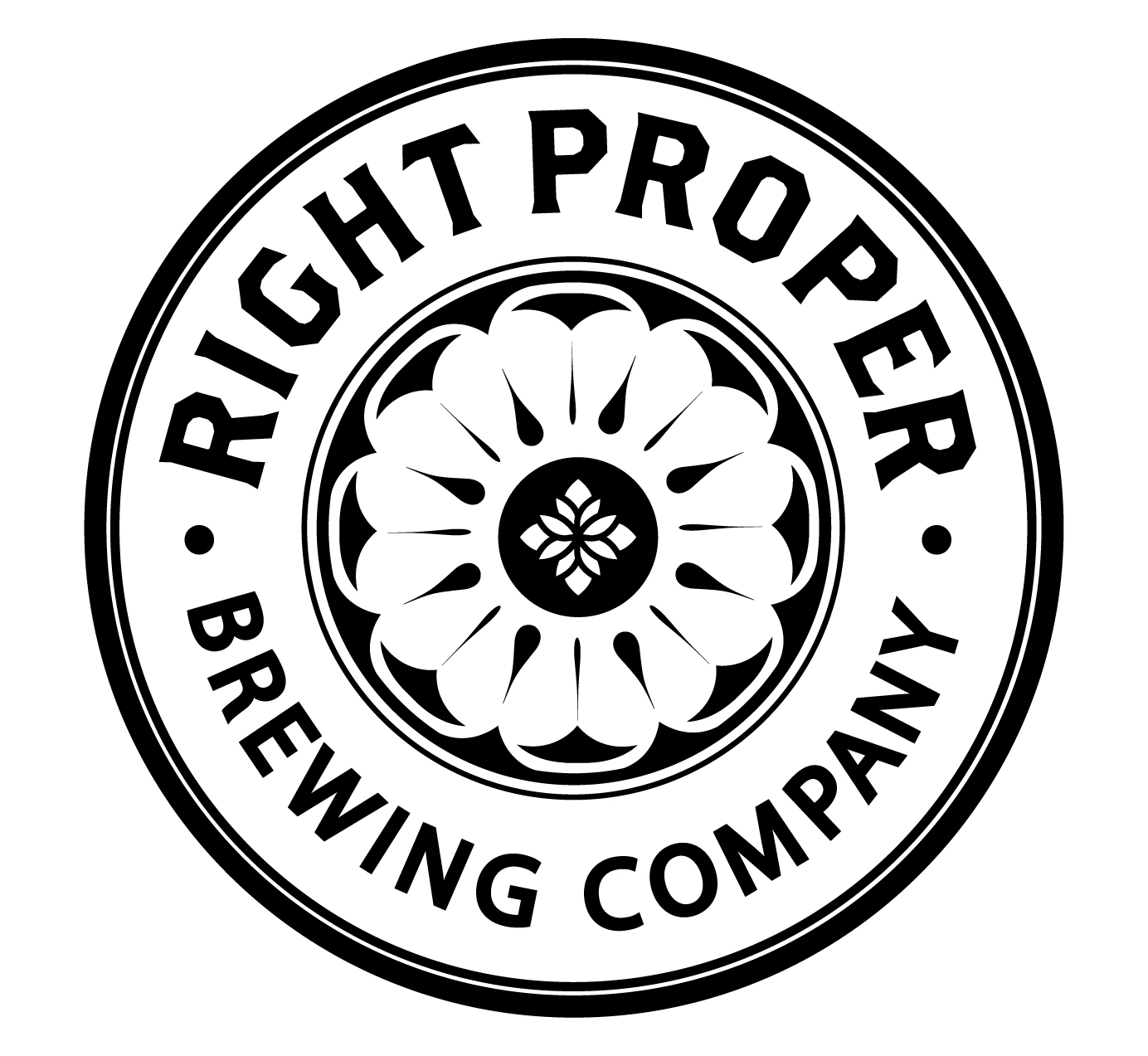 Oysters & Beer at Right Proper Brewing Company