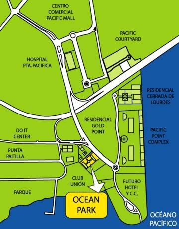 NEGOTIABLE PH OCEAN PARK BEAUTIFUL SEA VIEW 280mts