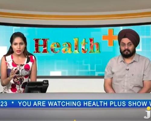 Live Program on Jus Punjabi With Dr. Brijinder Singh Rana (Eye Specialist)
