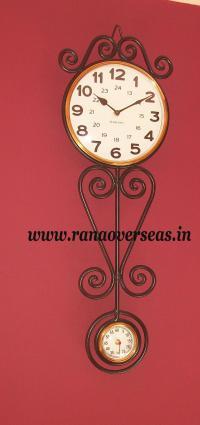 Rana Overseas Inc - Wall hanging Clocks