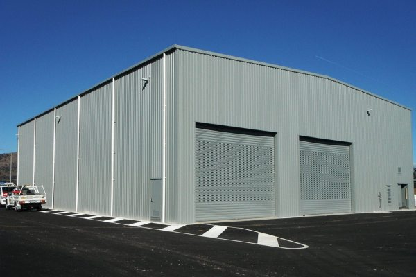 Industrial Buildings - Commercial