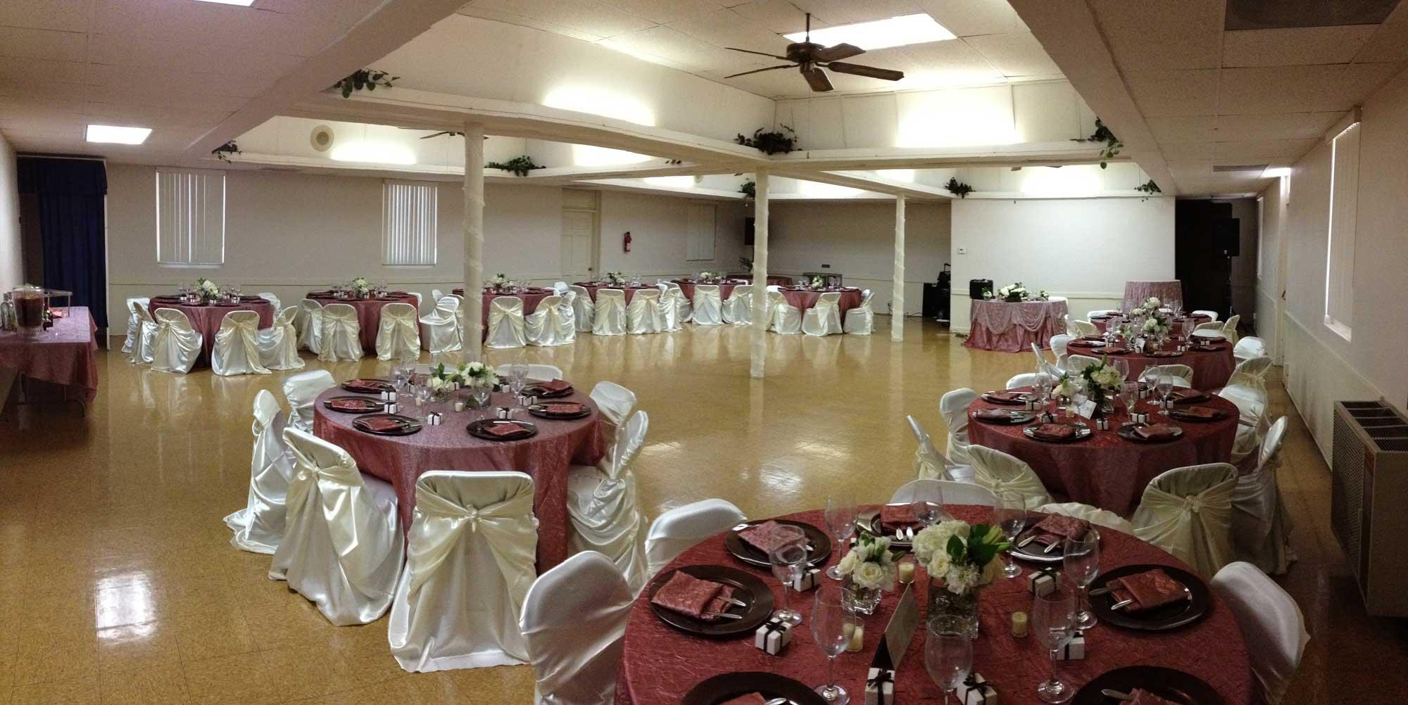 La Mesa Masonic Event Center  Ranch Events
