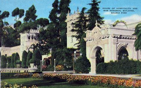 War Memorial Building in Balboa Park