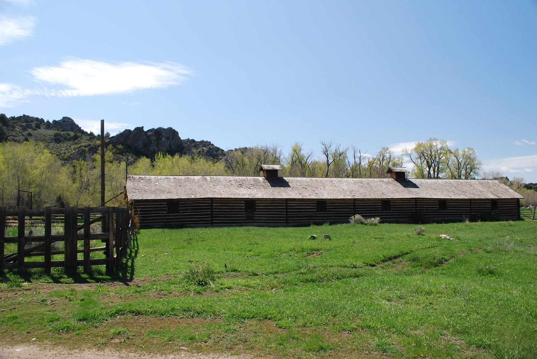 Wyoming Brush Creek Ranch  SOLD  Saratoga Wyoming