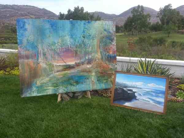 San Diego Art Crosby In Rancho Santa Fe Ca