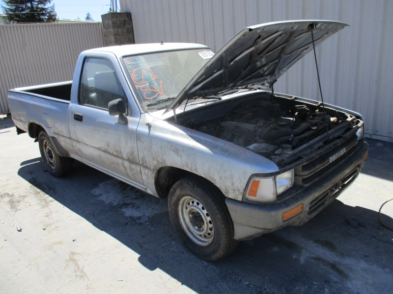 1992 Toyota Pickup 22re Cooling System Diagrams On 91 Toyota Pickup