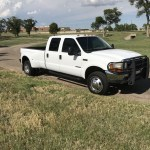 2000 Ford F 350 4x4 Crew Cab Dually 7 3l Powerstroke