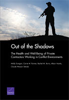 Cover: Out of the Shadows
