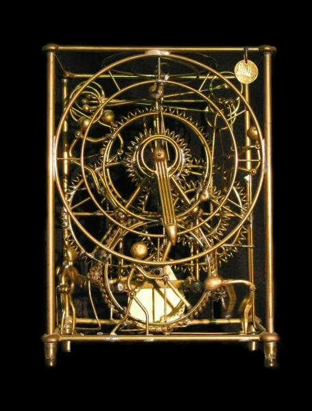 kinetico 6 man clock
