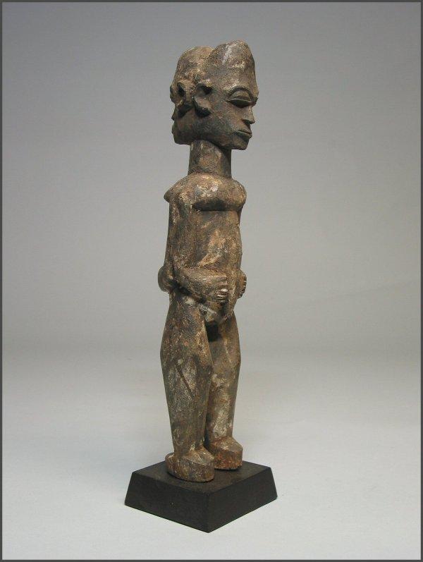 Lobi Ti Bala Dorka Janus Figure - Rand African Art