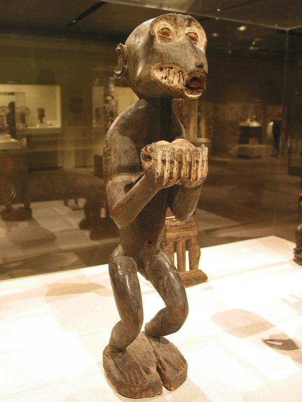 Metropolitan Museum Of Art - African Collection