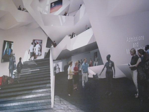 Denver Art Museum expansion   Culture Night Los Angeles
