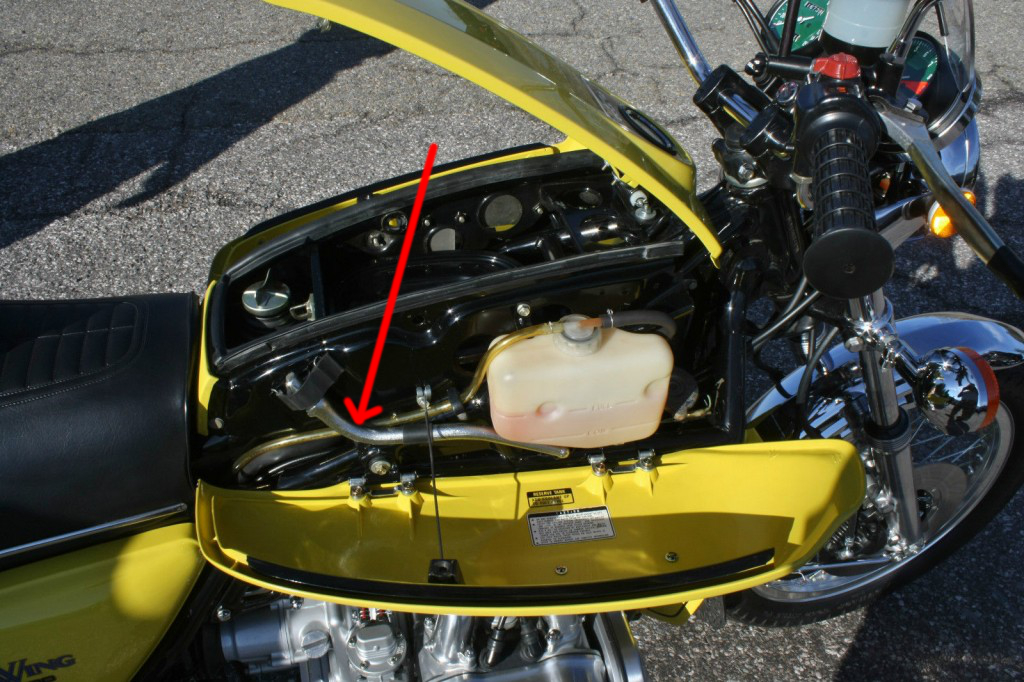 Honda Goldwing Gl 1000 On 1976 Gl1000 Honda Goldwing Wiring Diagram