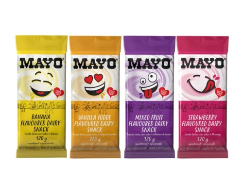 Mayo Drinking Yoghurt 120ml Lolly