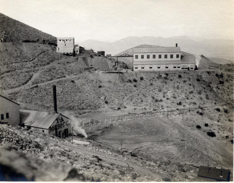 RAND DESERT MUSEUM Gold Mills Of The Gold Boom In The