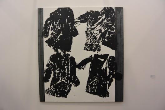 Jannis Kounellis at Galerie Lelong (New York & Paris)