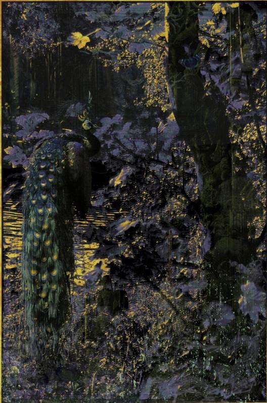 "Aki Lumi, ""Garden NO.14"", 2013. Courtesy of Vanguard Gallery, Shanghai© Aki Lumi, 2013年作品《花园》(Garden NO.14),上海Vanguard 画廊参展作品"