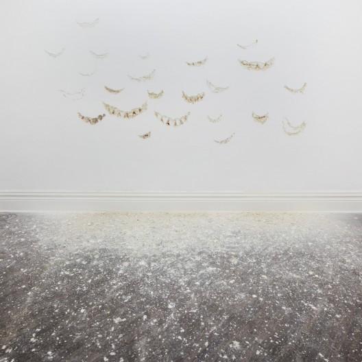 Mocking Wall 嘲讽墙, SU Chang 苏畅, 2015. Sculpture 雕塑, Dimensions variable 尺寸可变