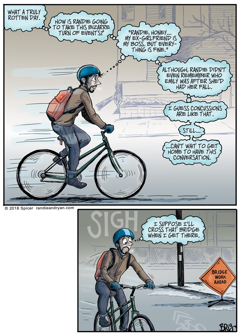 Biking and Stressing