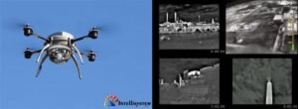 Riprese raffineria Drone - Intellisystem Technologies