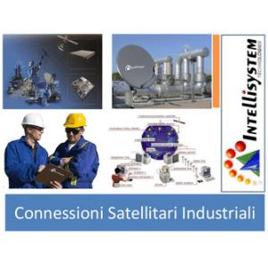 Connessioni satellitari industriali Intellisystem Technologies