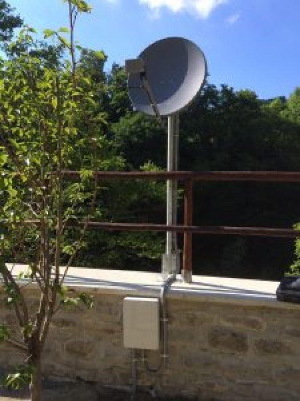 Satellite Remote Control Systems Intellisystem