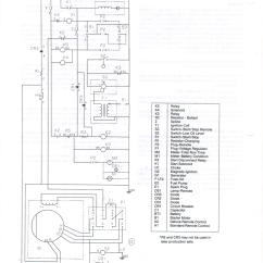 Onan 4000 Generator Wiring Diagram Single Phase 220v Motor 4 Remote Get Free Image