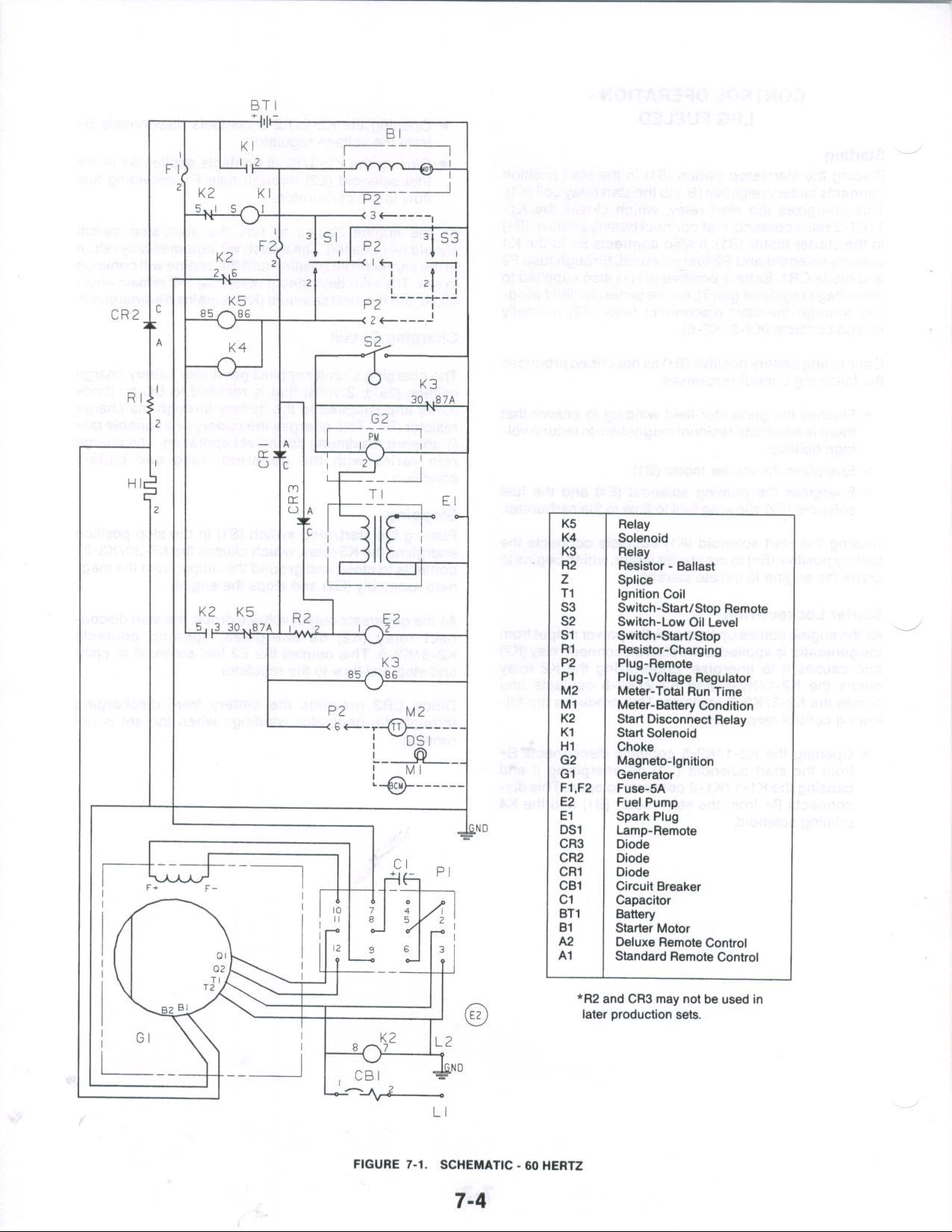 Onan 4000 Wiring Schematics. . Wiring Diagram  E Onan Generator Wiring Diagram on