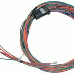 Rv Generator Transfer Switch Wiring Diagram 2001 Yamaha Raptor 660 R & K Products : Onan Harness For Remote Start 25' [135-04400026] - $49.97