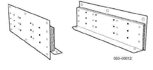 R & K Products : Onan 050-00012 Heavy Duty Slide Rail Set