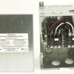 Onan Generator Wiring Diagram Chevrolet Aveo 2009 Radio R & K Products : Progressive Dynamics Pd52 50 Amp Transfer Switch [2-pd52] - $162.97