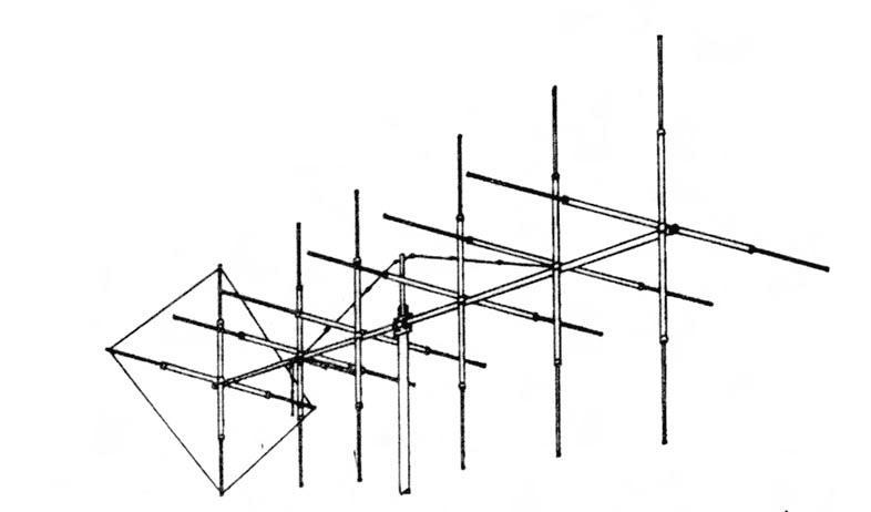 LASER-400 MACO LASER400 12 ELEMENT VERTICAL/HORIZONTAL