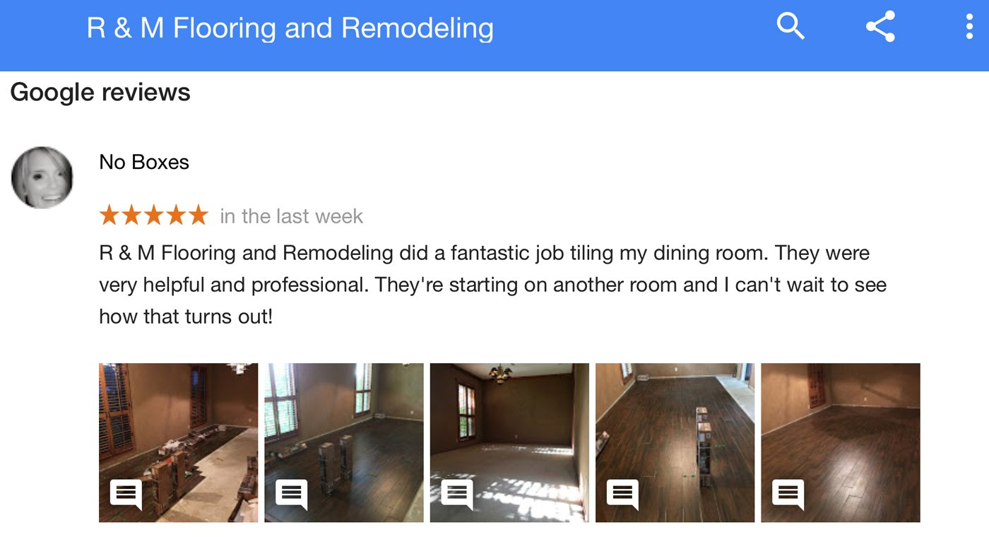 5-Star-San-Antonio-Review-For-R-M-Flooring
