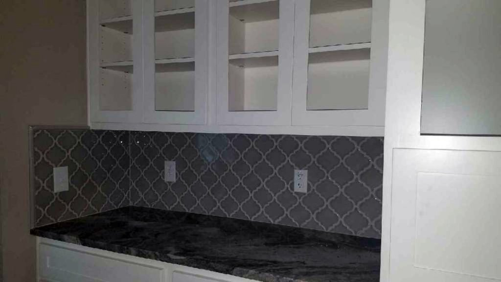 Backsplash Kitchen Remodel Project