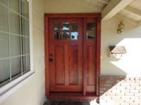 Simpson Wood Door | R&M Quality Windows and Doors