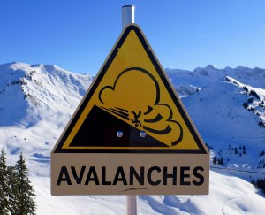 Danger avalanches