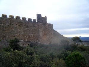 Randonnee PR Le castellas de Montpeyroux 1OKm 3H
