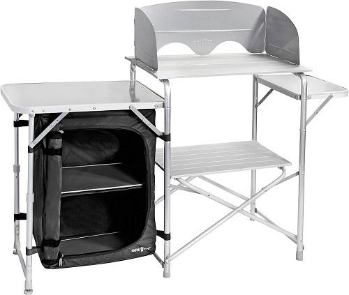 armoire de cuisine meuble de camping