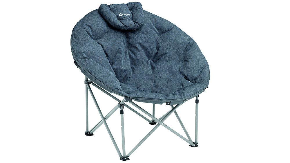 fauteuil rond kentucky lake pliable