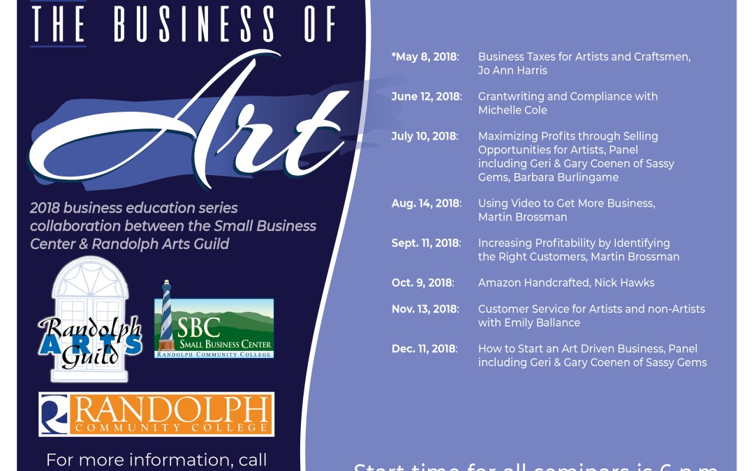 Business of Art Series