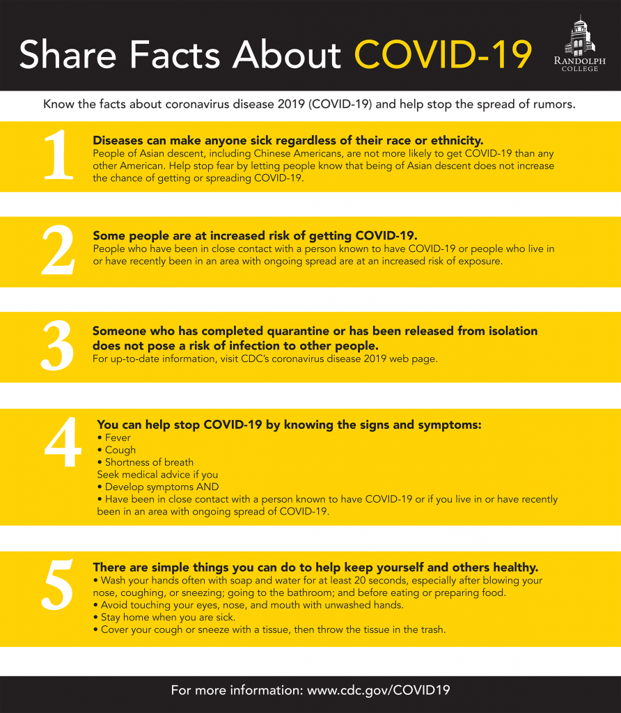 Health Information - COVID-19 Response and Information