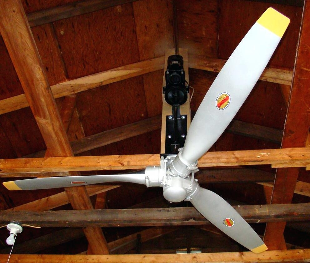 Airplane Propeller Ceiling Fan Ideas Home Decor Randolph