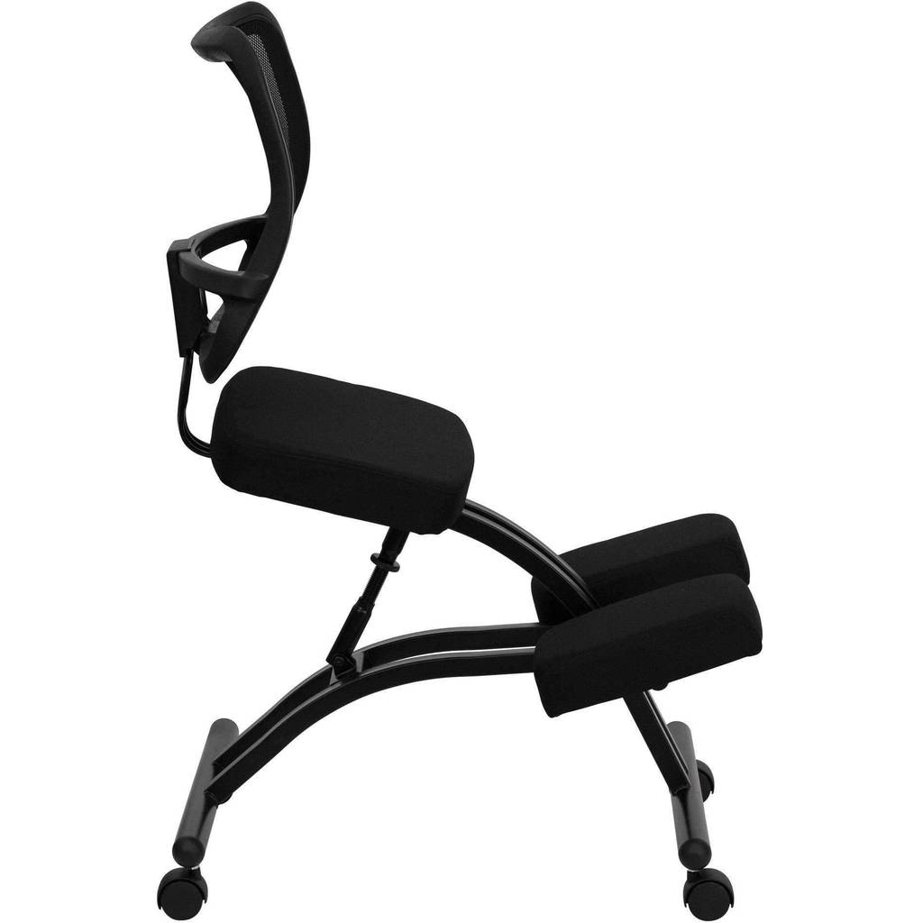 Ergonomic Kneeling Chair Ikea  Randolph Indoor and