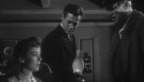 危険な場所で (1952)
