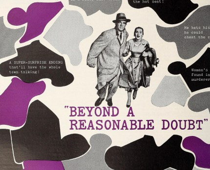 Beyond a Reasonable Doubt (1956)