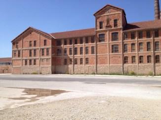 Ancienne tuilerie, camp d'internement et de déportation