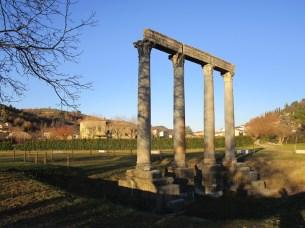 Les colonnes du temple