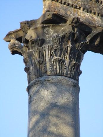 Détail colonne romaine