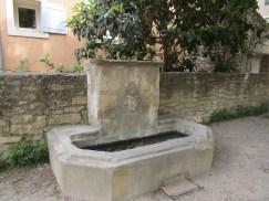 15 Fontaine de la place des comtes de Toulouse (Brancas)